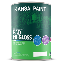 Sơn phủ RAD Hi-Gloss